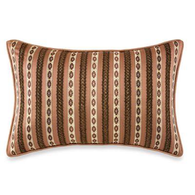 Croscill® Couture Palazzo Reversible Boudoir Throw Pillow