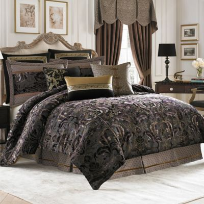 Croscill® Couture Selena European Pillow Sham