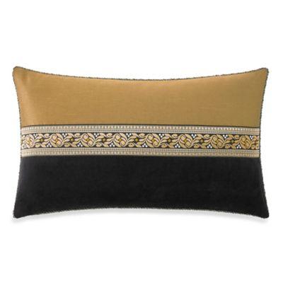 Croscill® Couture Selena Boudoir Throw Pillow