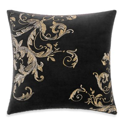 Croscill® Couture Selena Square Throw Pillow