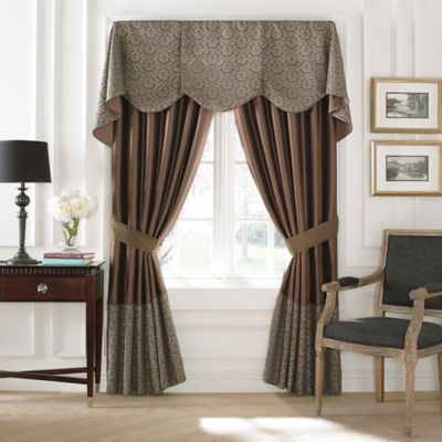 Mink Window Valance