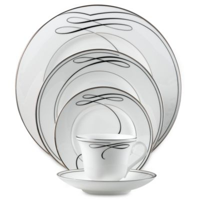 Waterford® Ballet Ribbon 5-Piece Place Setting