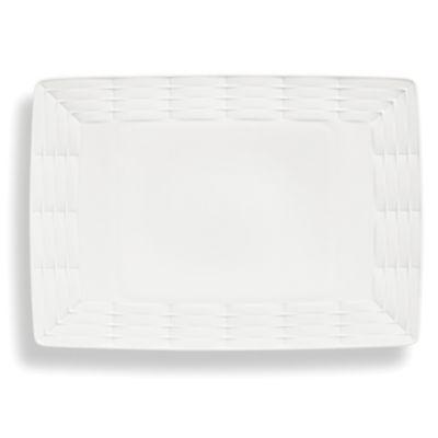 Lenox® Entertain 365 Sculpture 16-Inch Rectangular Platter
