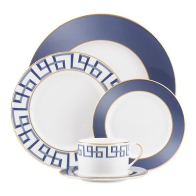 Brian Gluckstein by Lenox® Darius 5-Piece Place Setting in Gold