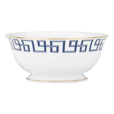 Lenox® Gluckstein Darius Serving Bowl in Gold