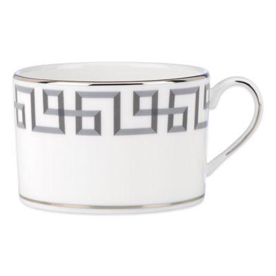 Lenox® Darius Cup in Silver Formal Dinnerware