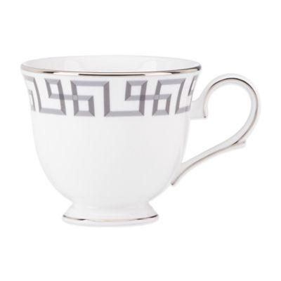 Lenox® Gluckstein Darius Teacup in Silver