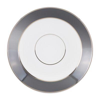 Lenox® Gluckstein Darius Saucer in Silver