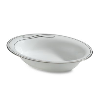 Waterford® Ballet Ribbon 9 3/4-Inch Open Vegetable Dish