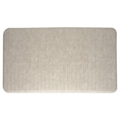 Imprint® Anti-Fatigue Cumulus9 Chevron Series Comfort Mat