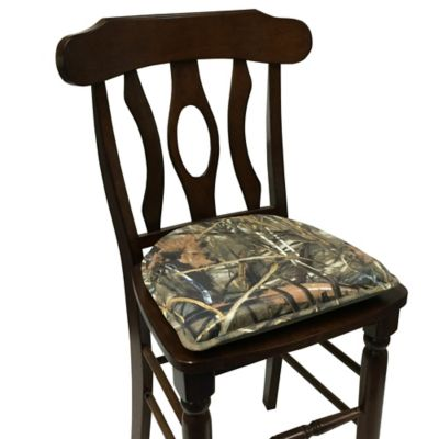 Klear Vu Essentials Realtree® Gripper® Chair Pad in Black