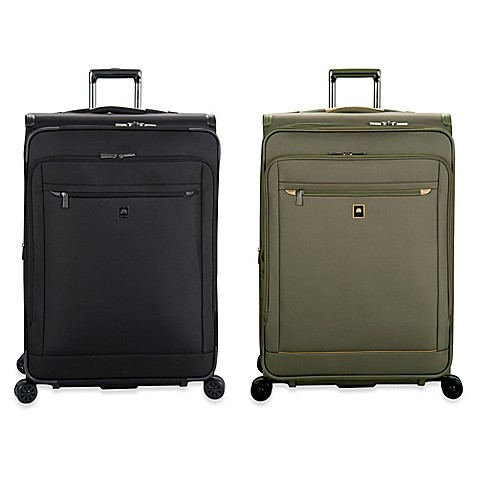 delsey helium x 39 pert lite 2 0 30 inch expandable spinner suiter carry on trolley bed bath beyond. Black Bedroom Furniture Sets. Home Design Ideas