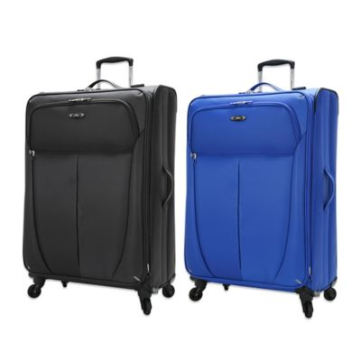 Skyway® Luggage Mirage Superlight 20-Inch Expandable Carry-On in Maritime Blue