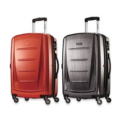 Samsonite® Winfield 2 Fashion 20-Inch Spinner in Charcoal