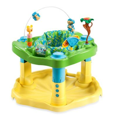 ExerSaucer® by Evenflo® Bounce & Learn™ in Zoo Friends