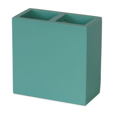 Delancey Toothbrush Holder in Hampton Blue