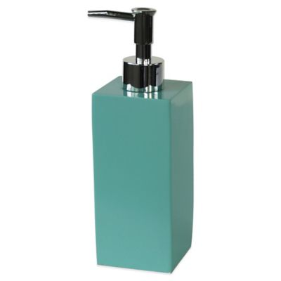 Delancey Lotion Dispenser in Black