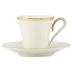 Lenox® Eternal® Demitasse Cup and Saucer
