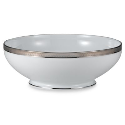 Impero Platinum 10 1/4-Inch Open Vegetable Bowl