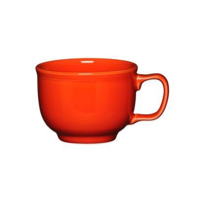 Fiesta® Jumbo Cup in Poppy