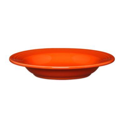 Fiesta® Rim Soup Bowl in Poppy
