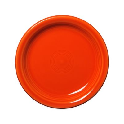 Fiesta® Appetizer Plate in Poppy