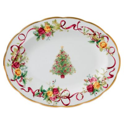 Royal Albert 13 Oval Platter