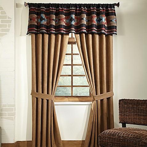 Veratex Santa Fe Tailored Window Valance Www