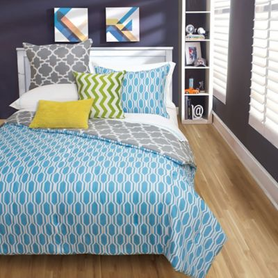 Brodie Reversible Comforter Set