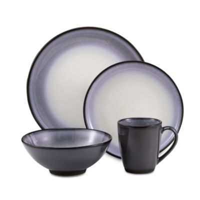 Sango® Concepts 16-Piece Dinnerware Set in Eggplant