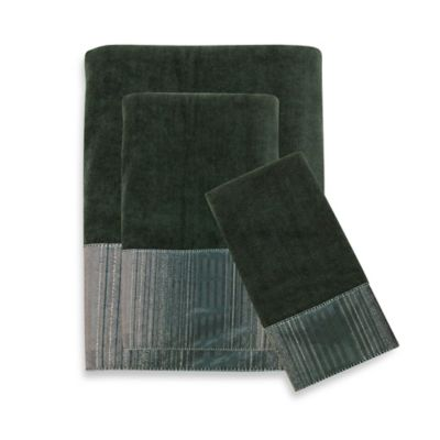 Stafford Bath Towel in Pine