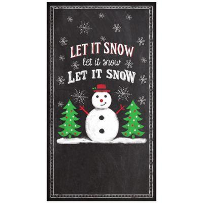 Let It Snow 16-Count Paper Guest Towels