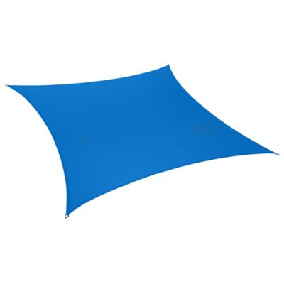 Coolaroo® Coolhaven 12-Foot Square Shade Sail in Sapphire