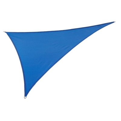 Coolaroo® Coolhaven Right Triangle Shade Sail in Sapphire