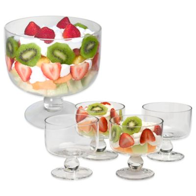 Artland® 5-Piece Trifle Bowl Dessert Set
