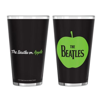 The Beatles Apple Pint Glasses (Set of 2)