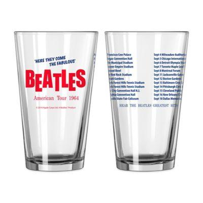 American Beverage Glasses
