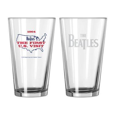 Beatles Beer Glasses