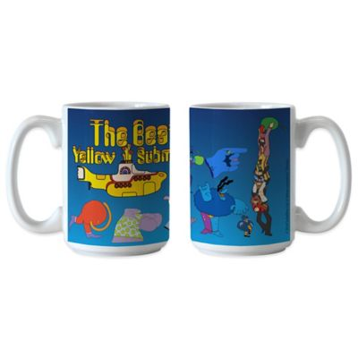 "The Beatles ""Yellow Submarine"" Villains 15 oz. Coffee Mugs (Set of 2)"