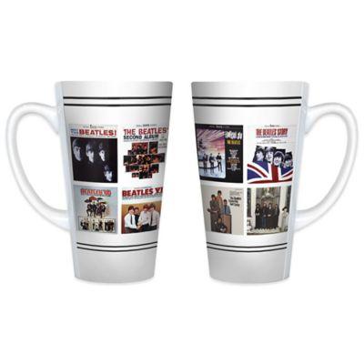 The Beatles U.S. Albums Latte Mugs (Set of 2)