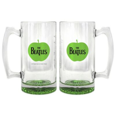 The Beatles Apple Root Beer Mug