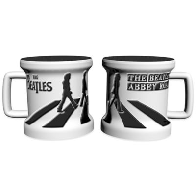 The Beatles Abbey Road Sculpted Mini Mugs (Set of 2)