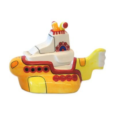 The Beatles Yellow Submarine Salt and Pepper Shaker Set