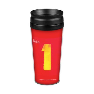 The Beatles 1 Travel Tumbler