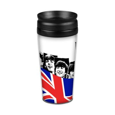 The Beatles' Story Travel Tumbler