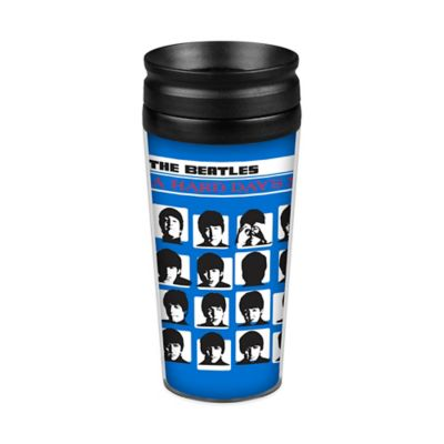 The Beatles A Hard Day's Night 14 oz. Travel Tumbler