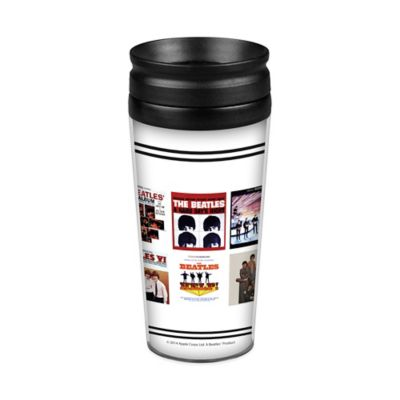 The Beatles U.S. Albums Travel Tumbler