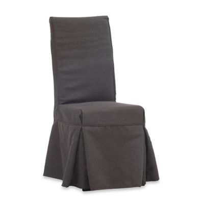 Zuo® Modern Dog Patch Chair in Grey (Set of 2)