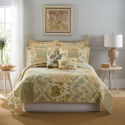 B. Smith Aimee Twin Quilt