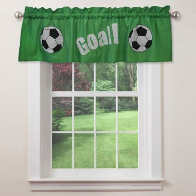 Green Window Valance Sets